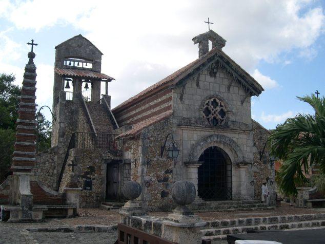 All Chavone Eglise