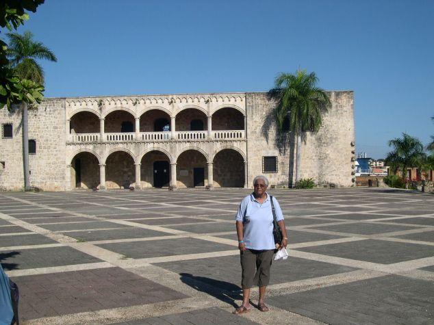 Maison de C. Colomb 1492