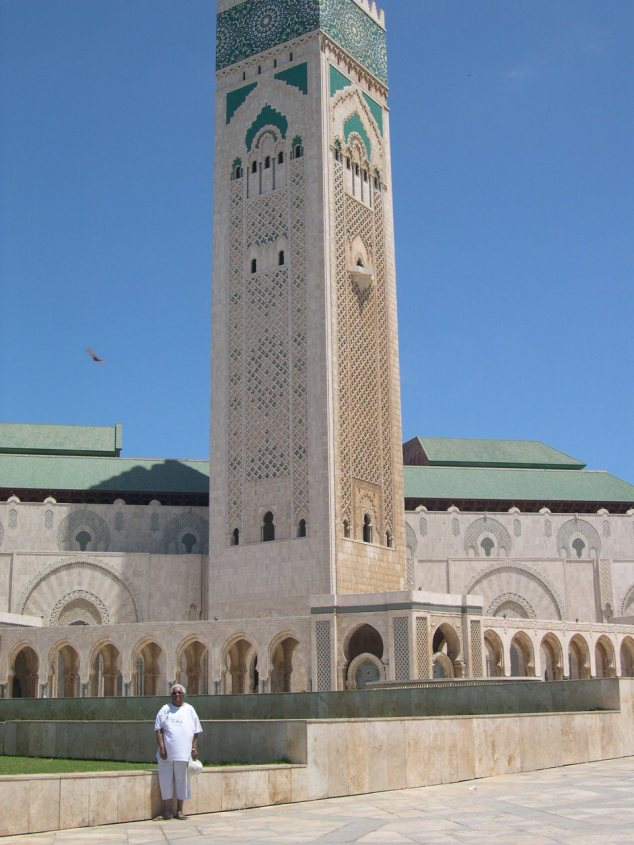 Casablanca la Mosquée