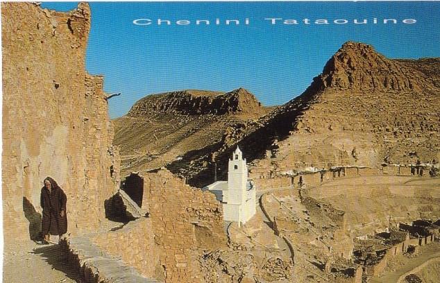 Chenini Tataouine