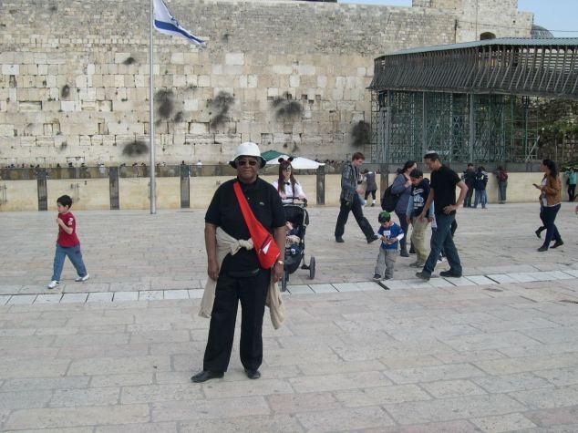 JERUSALEM 2 le mur des Lamentations