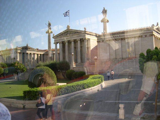 le Parlement d'Athènes