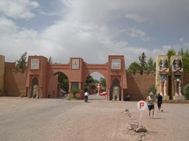 Ouarzazate Studio de tournage de films 1