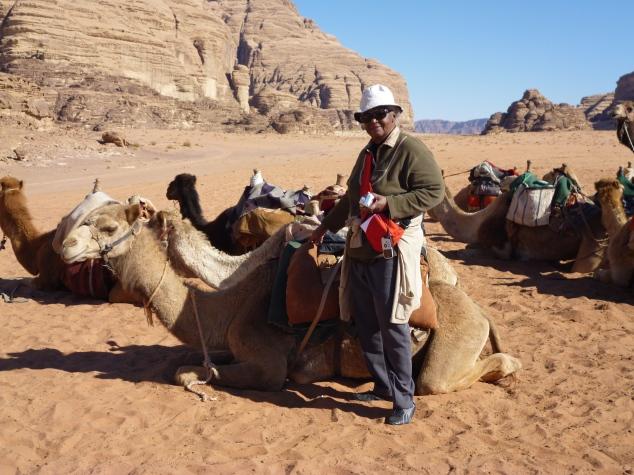 WADI RUM camp Bedouin 2