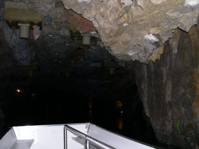 le lac souterrain n°2