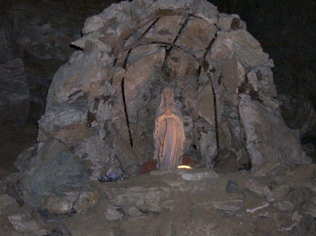 le Vierge du Lac
