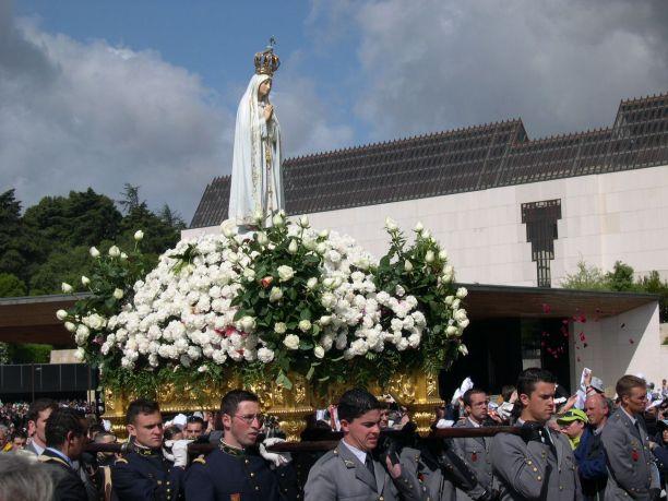 n°24 La Vierge de Fatima