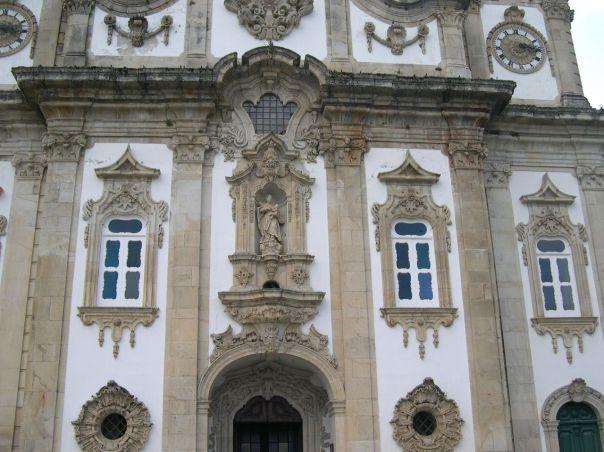 n°44 Facade de l'eglise Bom Jésus