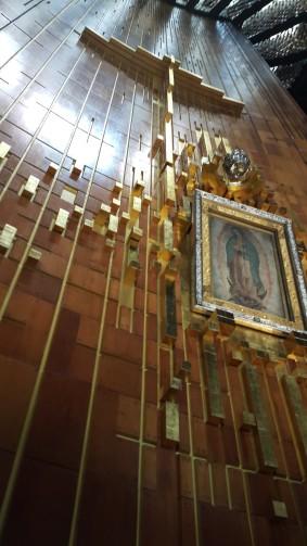 Mexico, nouvelle Notre Dame de la Guadeloupe