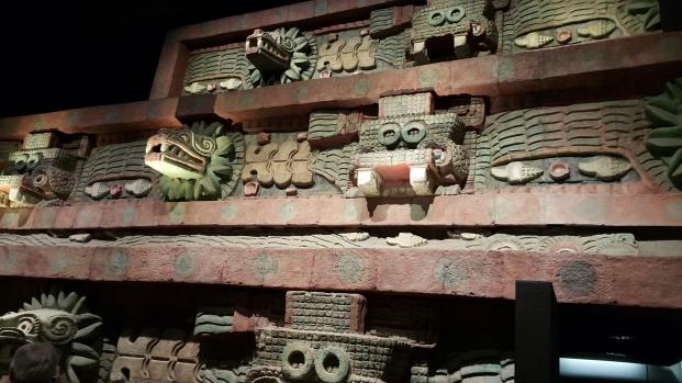 Mexico, Musée Anthropologique