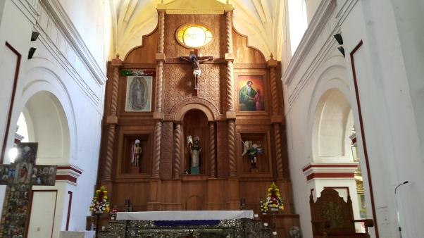Eglise de Chiapas del Corso