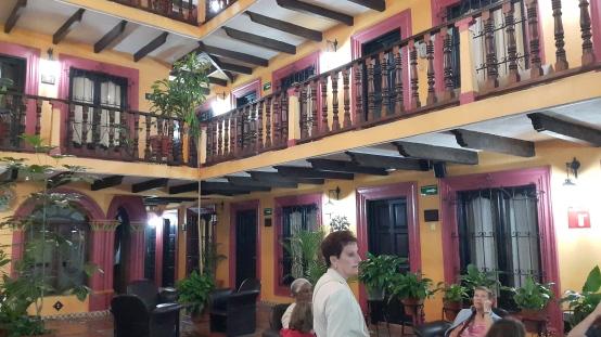 Notre hôtel à San Cristobal