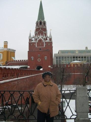 au Kremlin