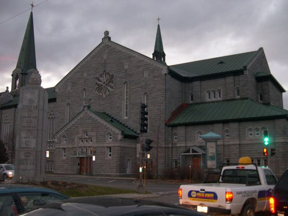 L'Eglise de Mado