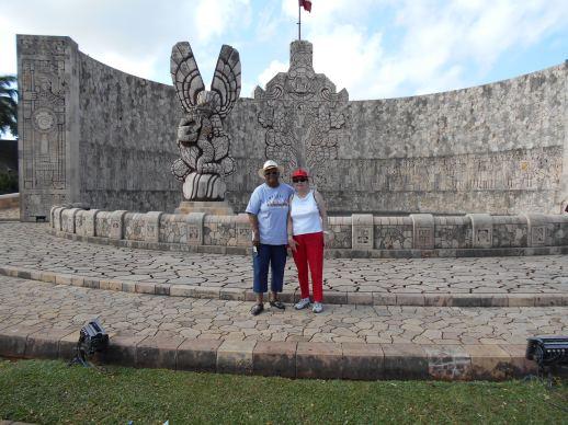 DSCN0113 Mérida est réputée pour ses hamacs