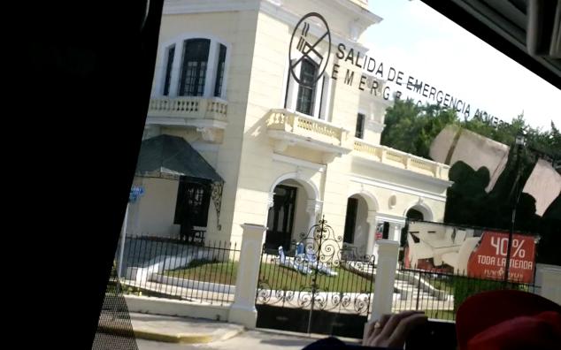 Très belles maisons à Mérida