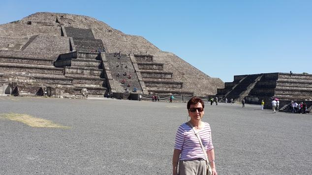 Site de Teotihuacan, Pyramide de la Lune