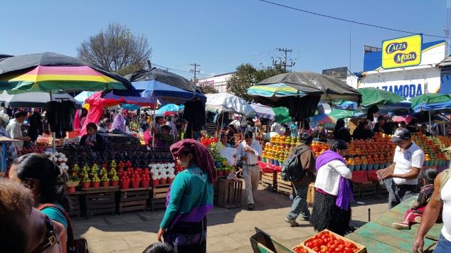 Marché de San Cristobal