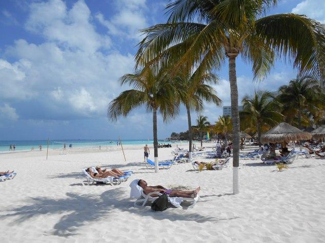 DSCN0144 plage privée de l'hôtel
