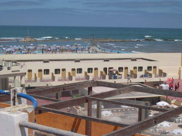 Casablanca Bord de mer 3
