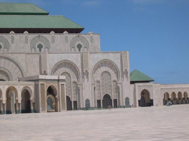 Casablanca la Mosquée 2