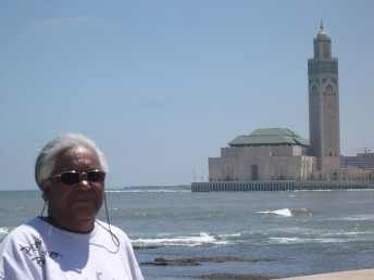 Casablanca son minaret 2