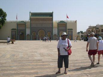 Essaouira ville bleu et blanche