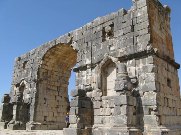 IMG_2804 Arc de triomphe de Caracalla