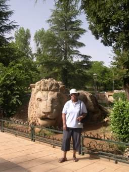 Le Lion à Ifrane