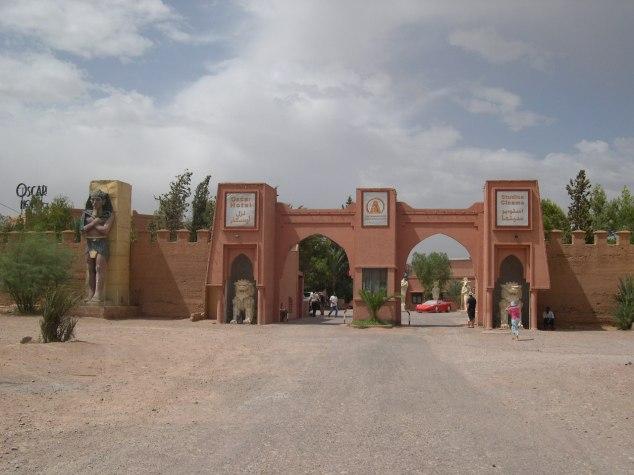 Ouarzazate Studio de tournage de films 2