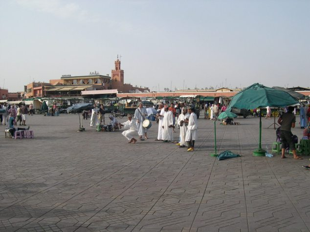 Place Djemâa El Fna 1
