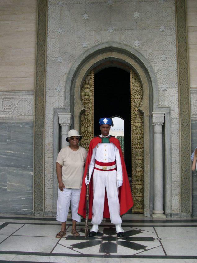 Rabat Garde du Mausolée