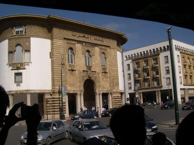 Rabat tour de la ville 3