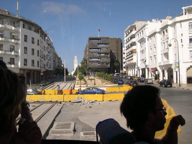 Rabat tour de la ville 7