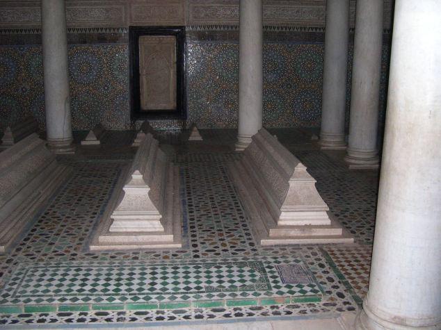 Tombeaux des rois Saadiens