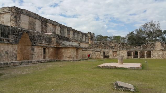Site d'Uxmal