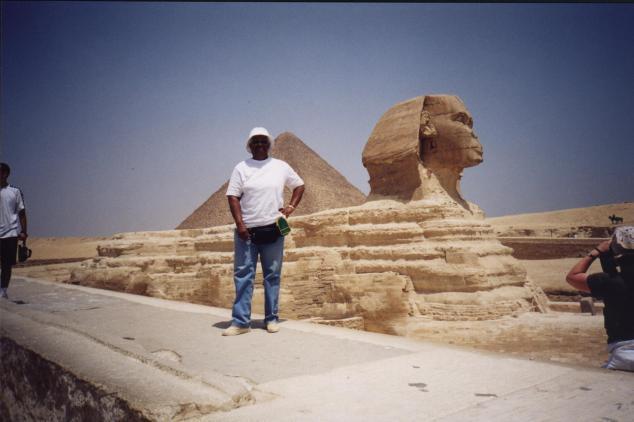 Jeanne et le Sphinx