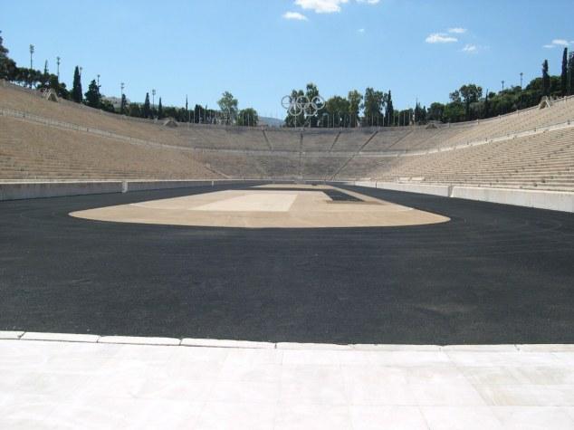 le nouveau stade Olympique