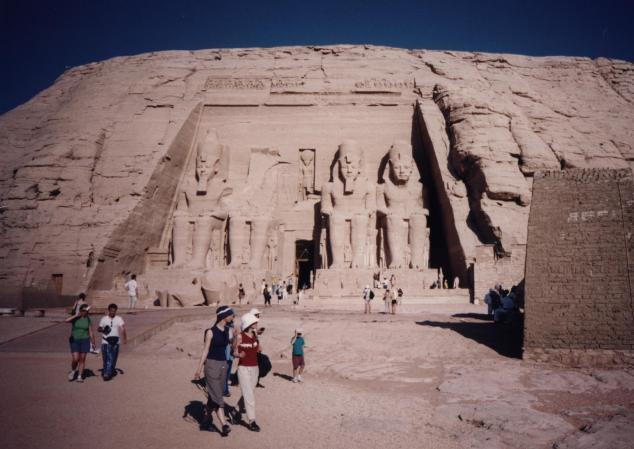 Le Temple de Ramsés II