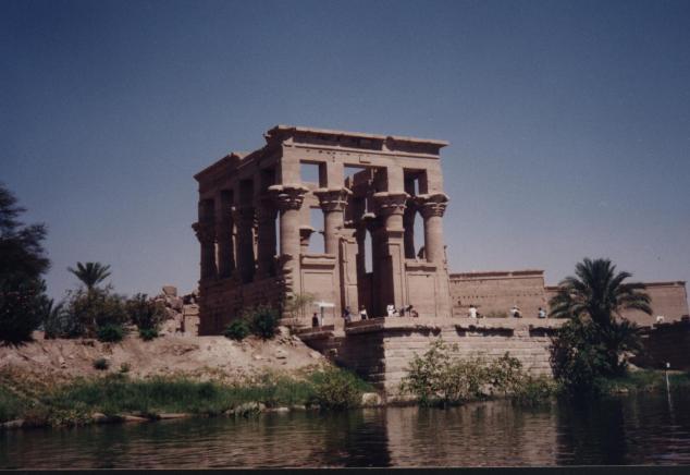 Le Temple d'Isis à Philaé