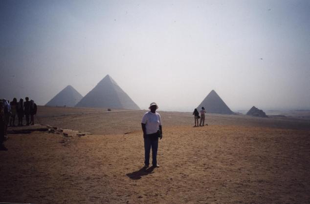 Les pyramides de Giza n°2