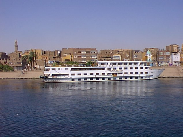 remonter du Nil