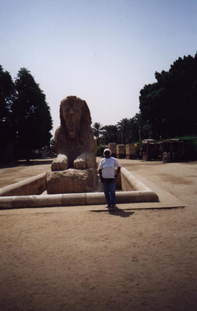 Visite à Sakkarah n°2