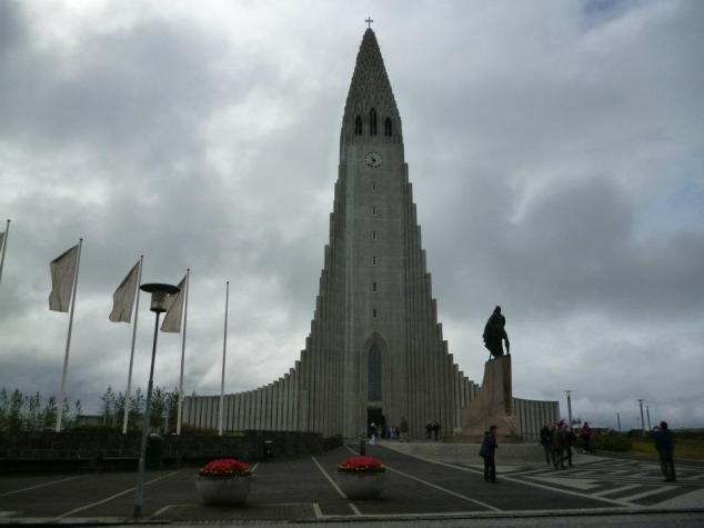 Eglise Majeur de Reykjavik