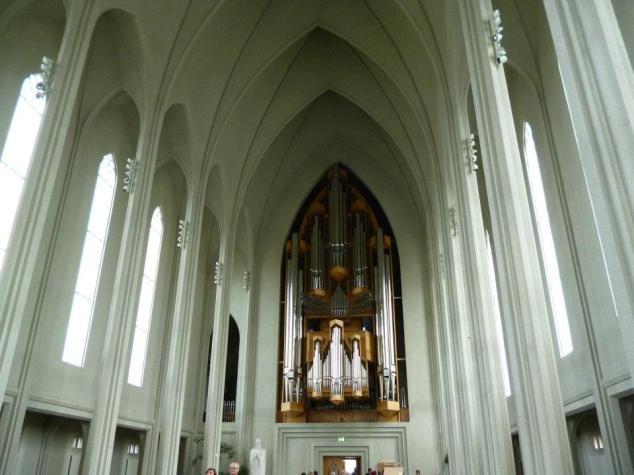 Eglise Majeur intérieur