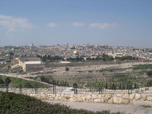 Vue de la Mosquée