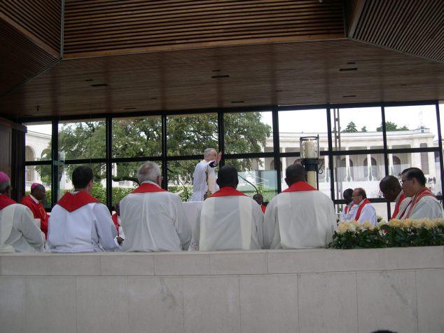 n°21 Messe avec nos Prêtres accompagnateurs