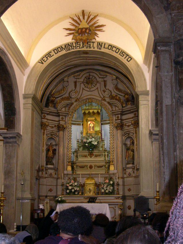 n°3 Santarem adoration de l'hostie miraculeuse