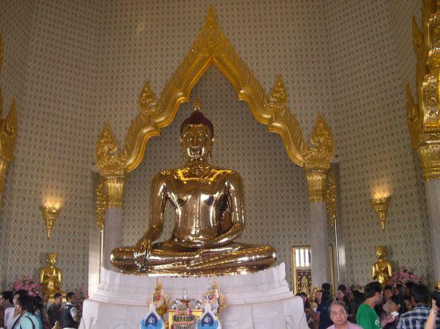 bouddha en or n°2