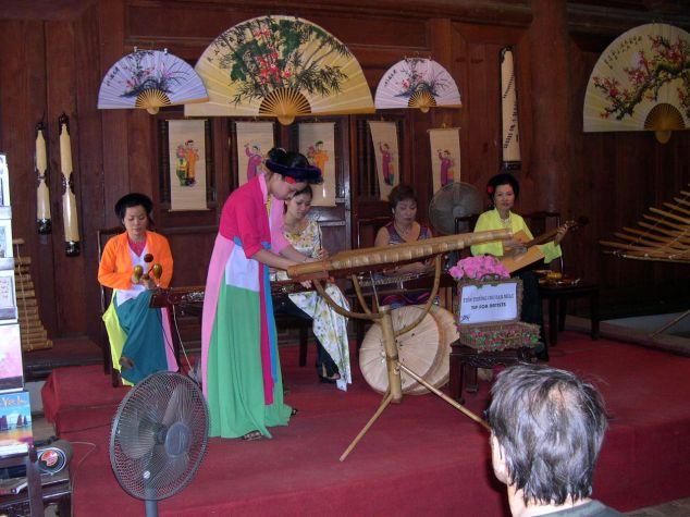 Artistes dans le Temple de la Musique 1